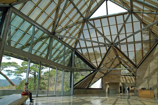 miho museum and shigaraki pottery town